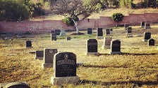"""Sunnyside Cemetery from """"Fast & Furious"""""""